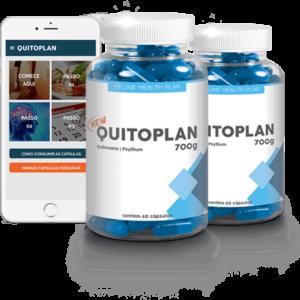 embalagem do suplementos para emagrecer QuitoPlan