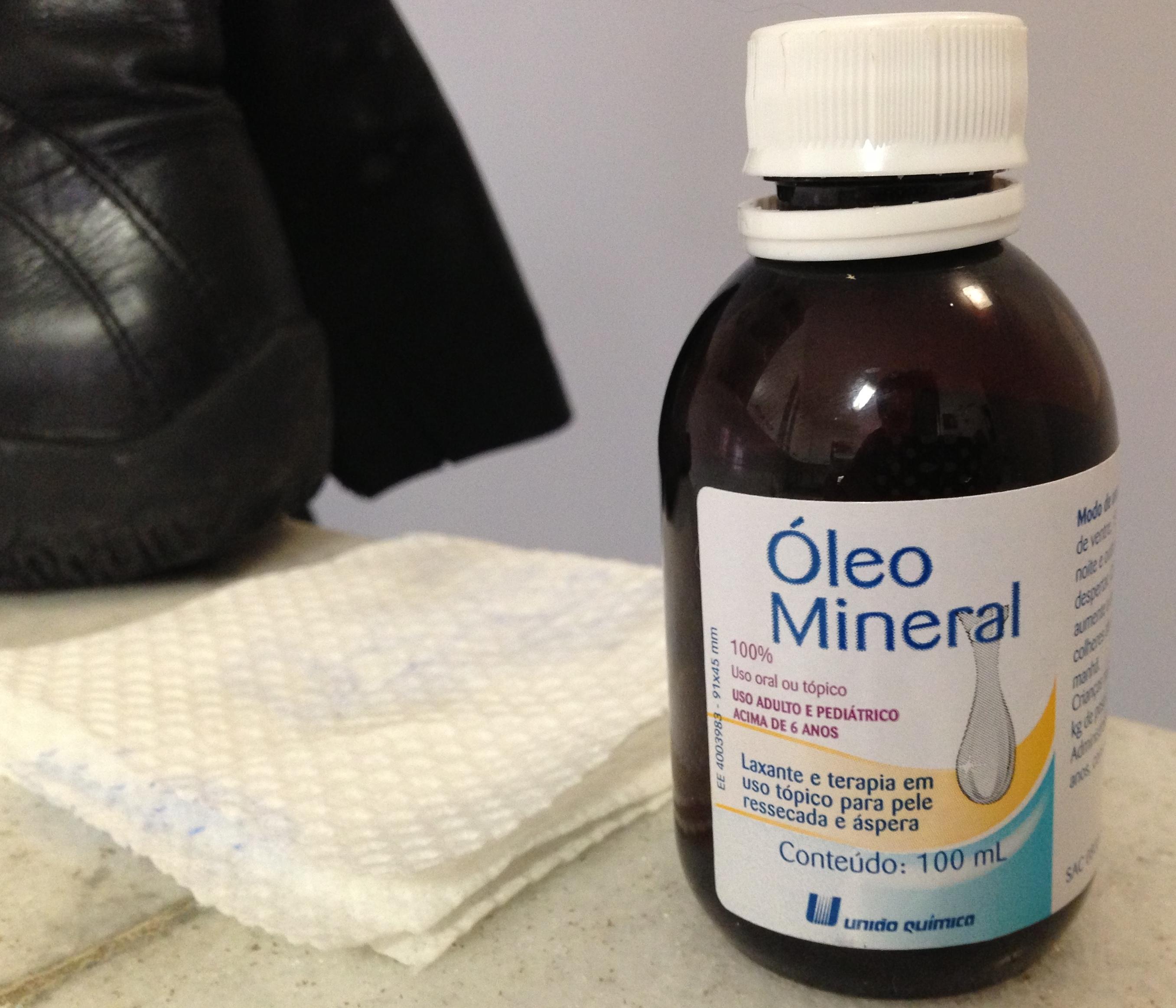 oleo mineral