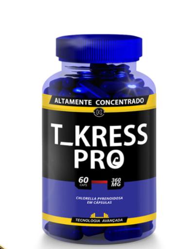 T_Kress Pro: Tenha músculos de verdade! SAIBA NOSSA OPINIÃO!