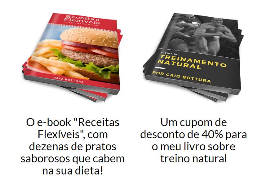 e-book dieta flexível e nutrição