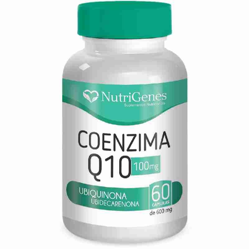 Coenzima Q10 pote
