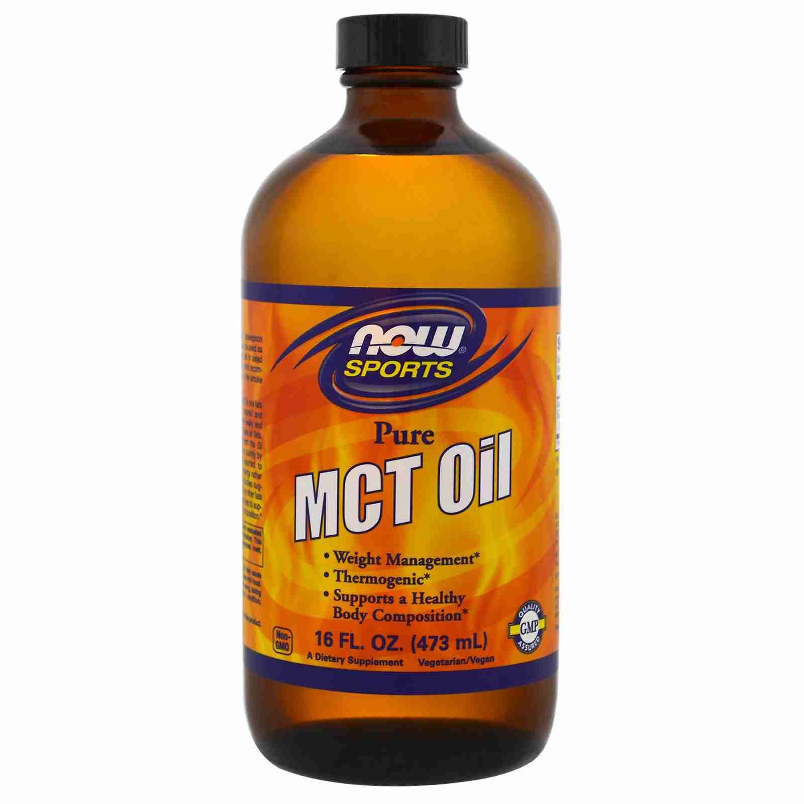 Frasco de MCT