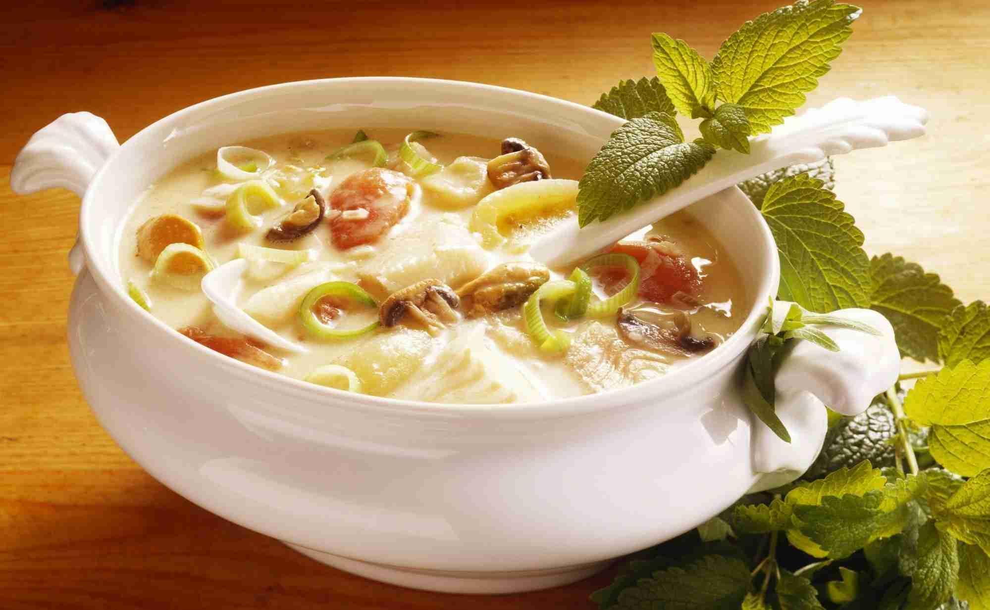 Dieta da sopa realmente emagrece veja um exemplo de card pio - Sopa de alcachofas para adelgazar ...