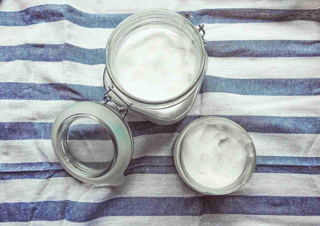 hidratação caseira com óleo de coco