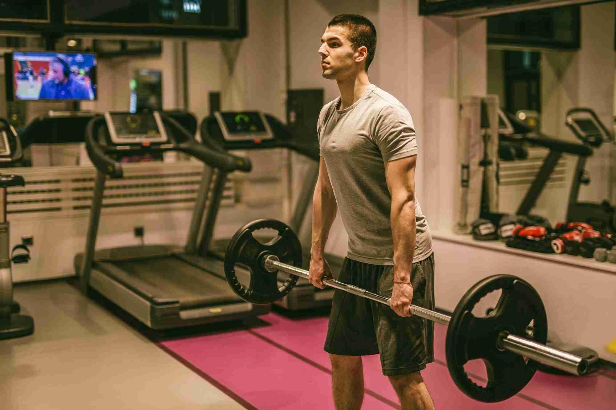 Como se manter motivado na academia