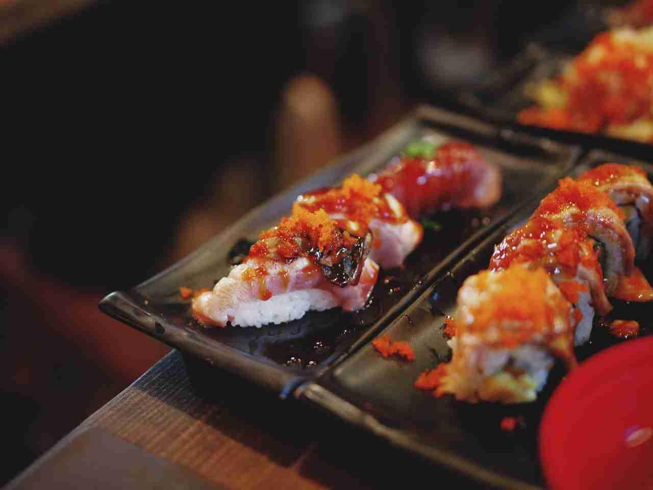 comida japonesa gravidas nao devem comer