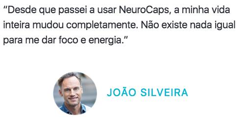 depoimento de quem usou NeuroCaps