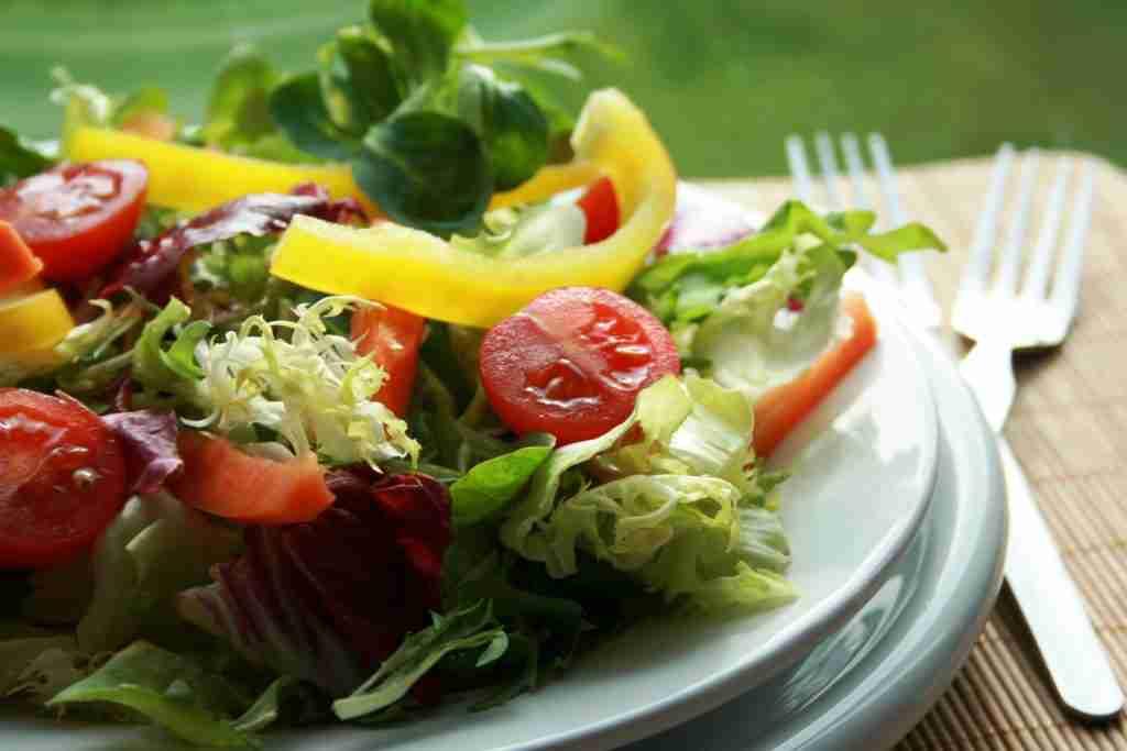 dieta HCG cardápio