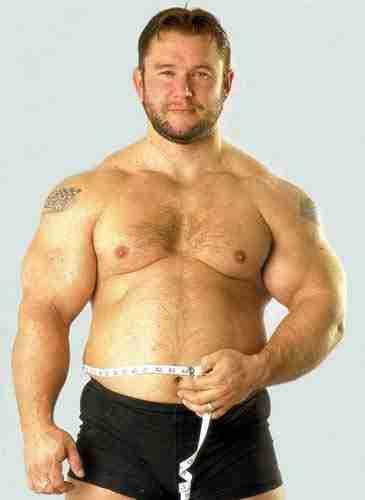 homem com perfil bulking