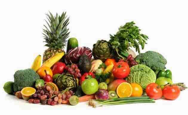 вегетарыянская дыета
