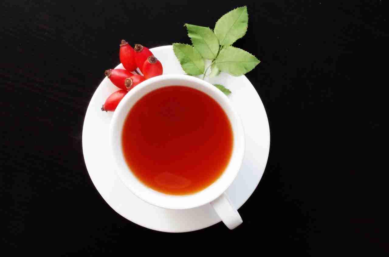 chá de hibisco seca barriga