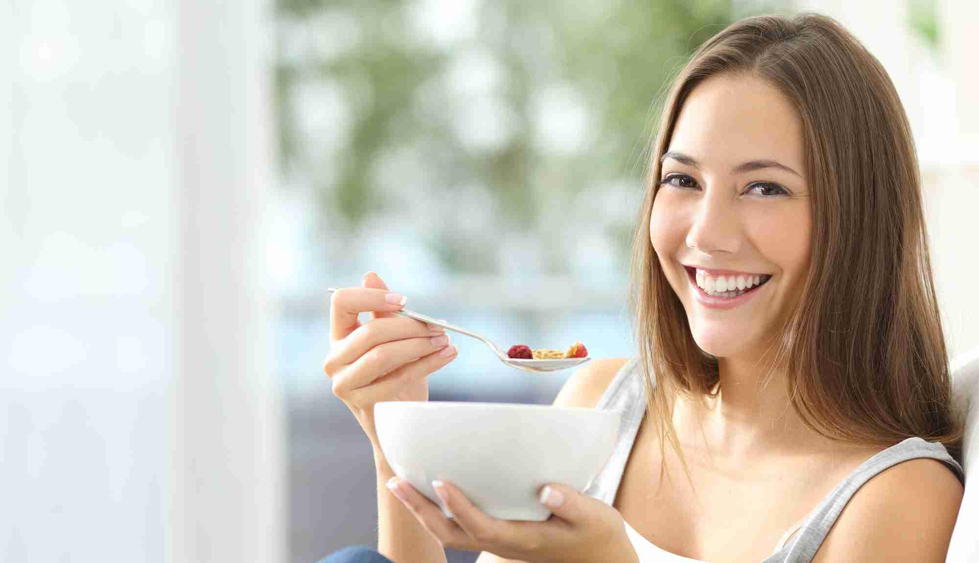 Dieta para engordar mulher