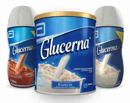 potes do Glucerna