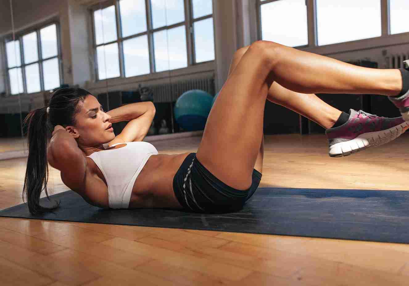 como perder barriga abdominal