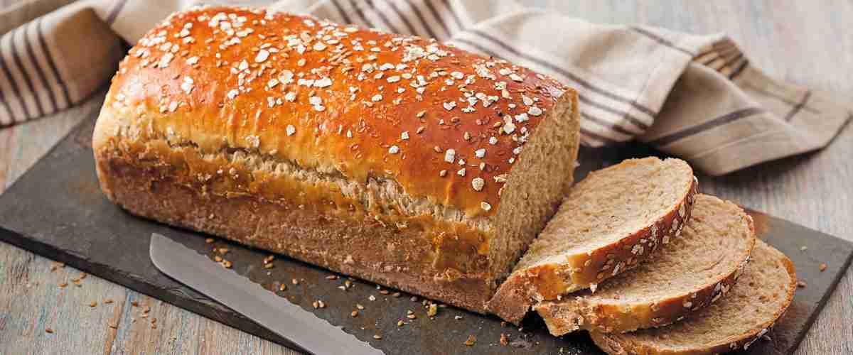 pão aveia