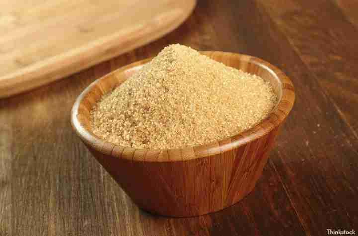 grãos demerara