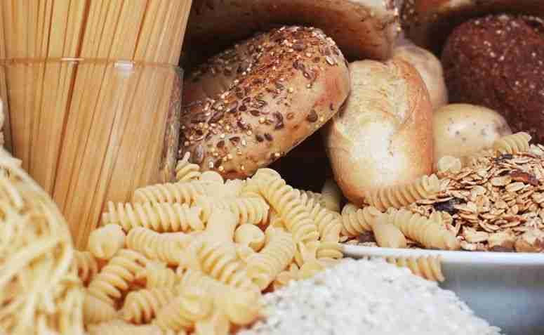 pão carboidratos