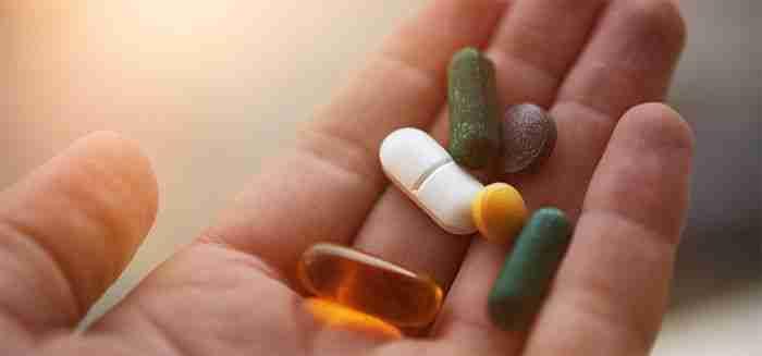 מולטי ויטמינים