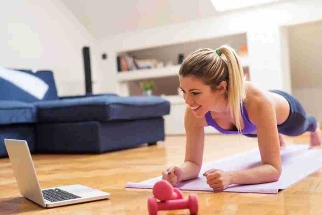 treino em casa aplicativo