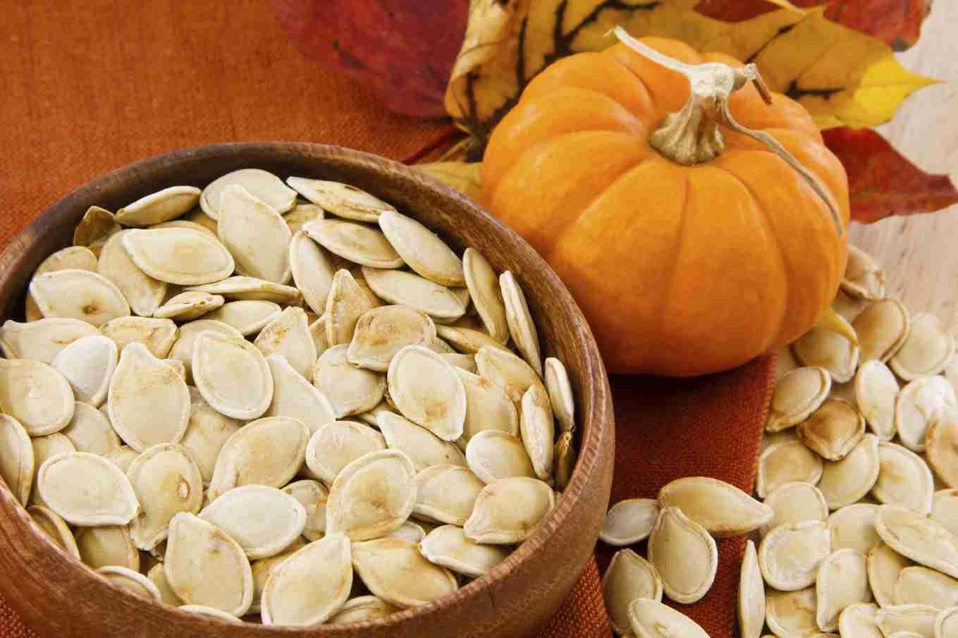 semente de abóbora benefícios